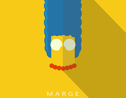 Marge Simpson Poster