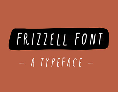 Frizzell Font Typeface