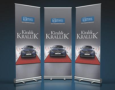 Mercede Benz Roll-up
