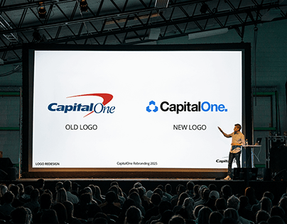 Capital One - Rebranding 2025