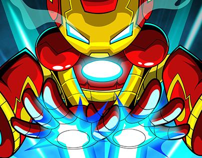 Ironman vs Captain America