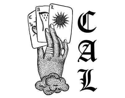 Tarot Reading Branding Design