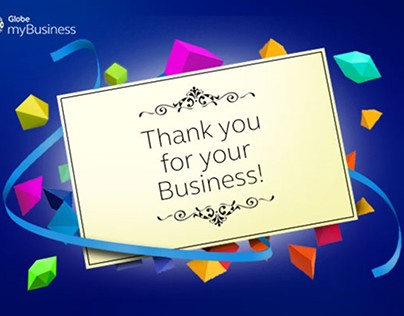 Globe myBusiness flyers and brochures
