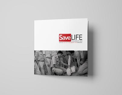 SaveLIFE - Trifold Brochure