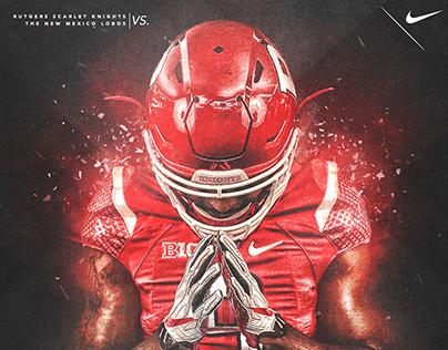 Game Week Graphics- Rutgers Football