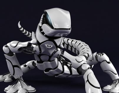 Robo-Lizzard