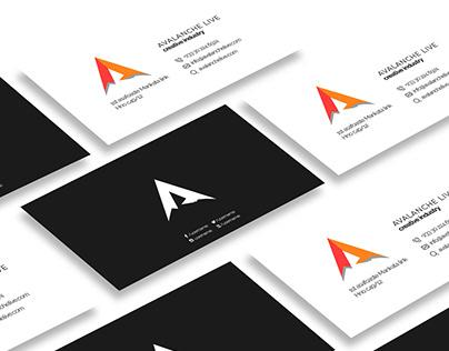 Avalanche Live Logo & Branding