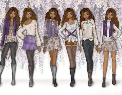 Sleepy Hollow Fashion Collection