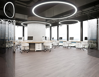 Office in Moscow 02