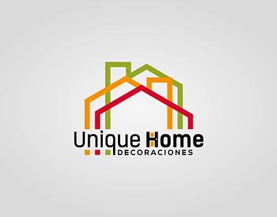 LOGOTYPE / UNIQUE HOME