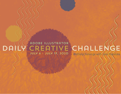 AI Daily Creative Challenge July 2020