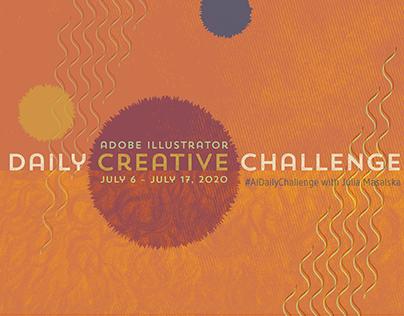 AI Daily Creative Challenge July 2020