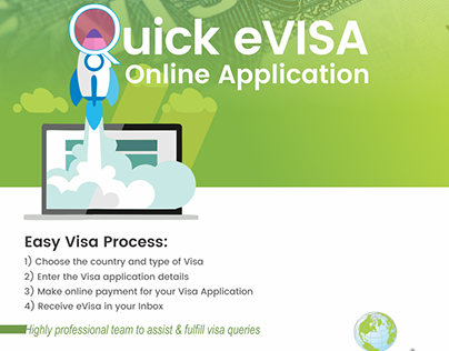 Social media post: Branding, e VISA Promotional.