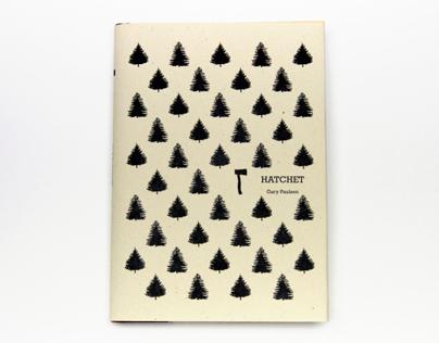 Book Cover - Hatchet