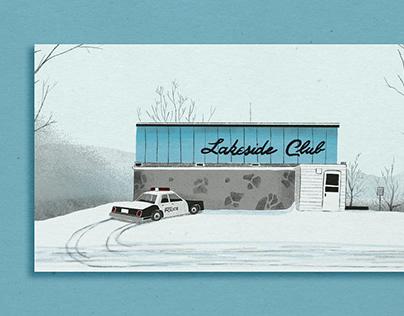 Fargo Inspired Illustration