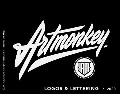 Logos & Lettering 2020