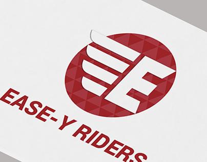 EASE-Y RIDERS Logo - (Capital One Canada Team)