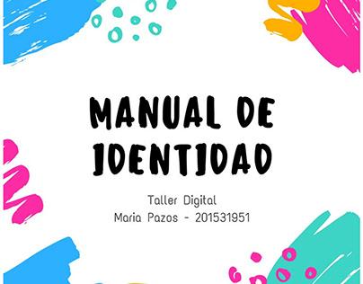 TALLER DIGITAL - IDENTIDAD DE MARCA