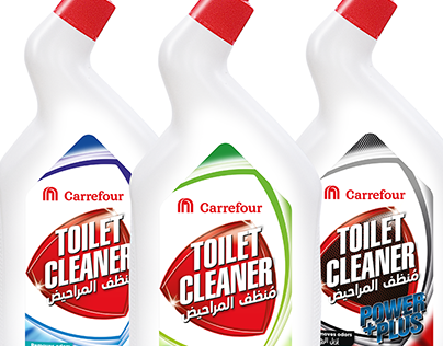 CARREFOUR TOILET CLEANER