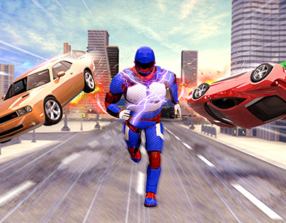 Grand Robot Speed Hero