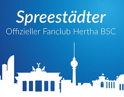 Fan Soccerclub from Berlin~ Spreestädter OFC Hertha BSC