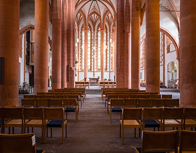 Heidelberg, Churches and random