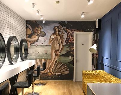 ANA SPAJIC make up studio