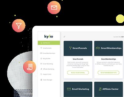 Kyvio UI Design