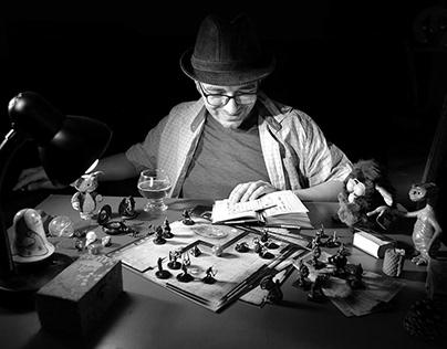 Retratos de cuarentena: D&D
