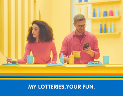 MY LOTTERIES, YOUR FUN