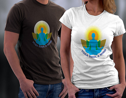 Yoga Soul & Mind T-Shirts