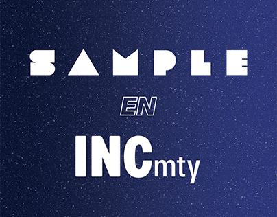 SAMPLE X INCmty