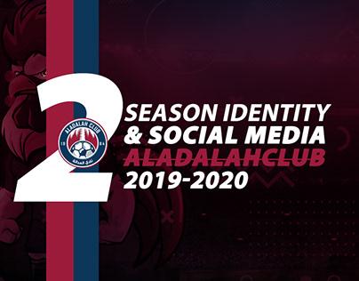 Social Media 2 - Aladalah club 2019-2020