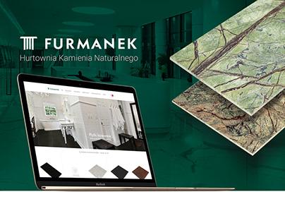 Furmanek - stone wholesaler, shop