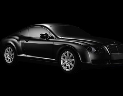 Black Coupe Limousine