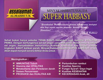 Brochure Herbal Super Habbasy