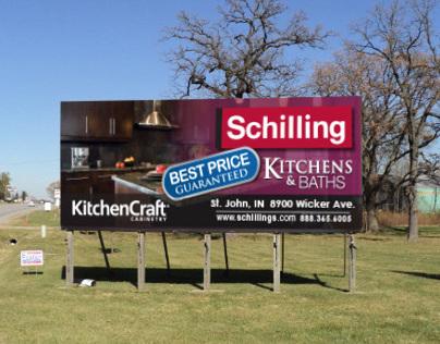 Schilling Billboard Redesign