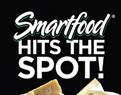 Smartfood - Brand Relaunch 2016