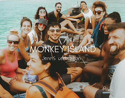 MONKEY ISLAND 🐵