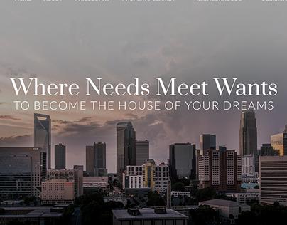 Hudson Hampton Realty Website Design
