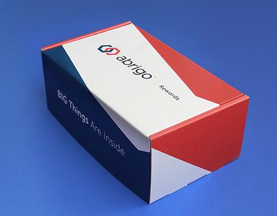 Packaging Design for Abrigo Rewards