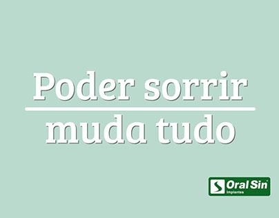 VT Oral Sin Curitiba - Um Sorriso Muda Tudo