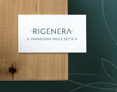 Rigenera - Brand Identity