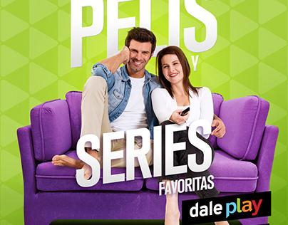 Campaña Dale Play a la Diversión_TOTAL PLAY