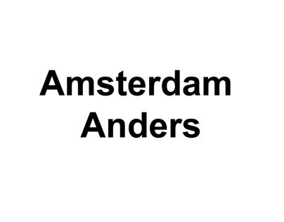 Amsterdam anders/ de groenen