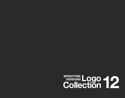 Logo Collection 12 - Monotone Versions