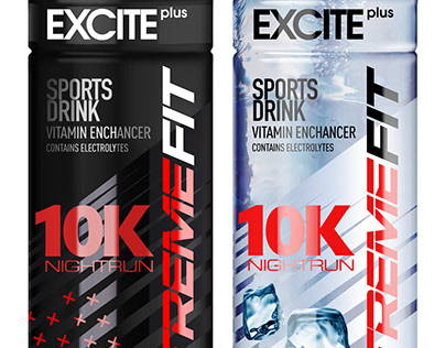 Excite+ Sports Energy Drink