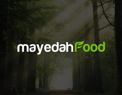 Organic Logo Design - MayedahFood