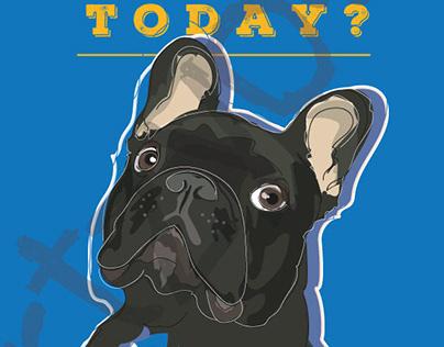 Did you smooch your pooch today?