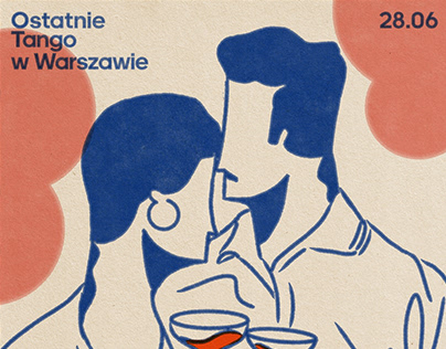 Last Tango in Warsaw / posters